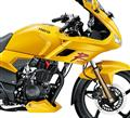 2014 New Hero Karizma R Fuel Tank 'Yellow' image