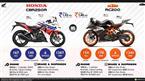 KTM RC 200 vs. Honda CBR250R image