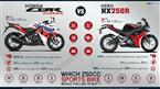 Quick Comparison – Hero HX250R vs. Honda CBR250R image