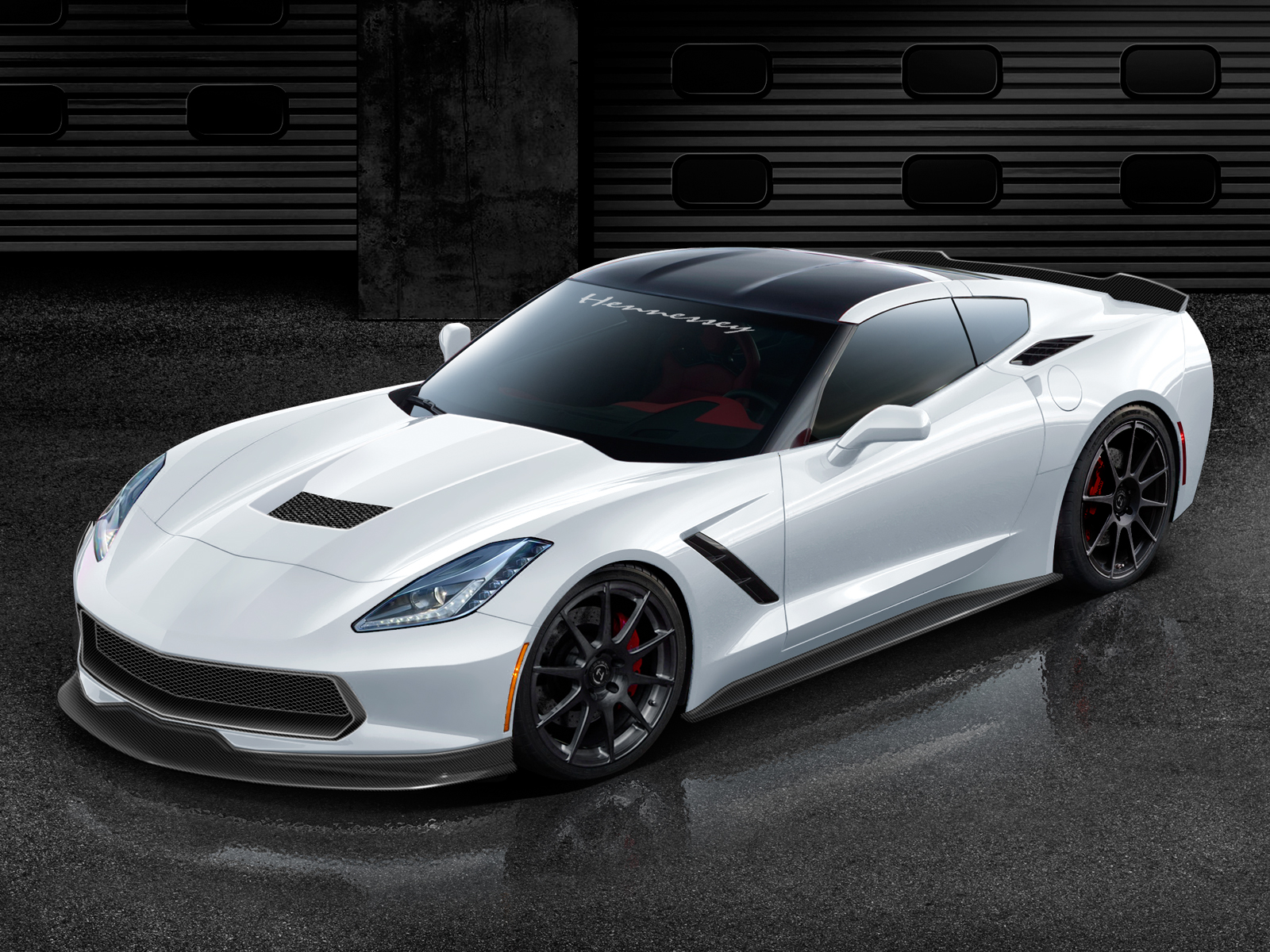 2014 corvette stingray c7 by hennessey performance. Cars Review. Best American Auto & Cars Review