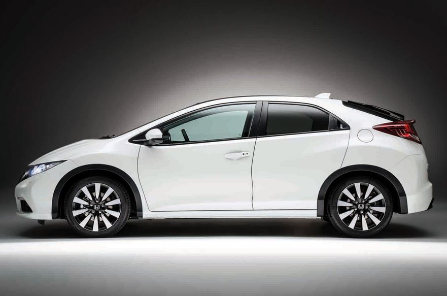 Great View Full Size. Honda Has Unveiled The 2014 Model Of U0027Civic Hatchbacku0027.