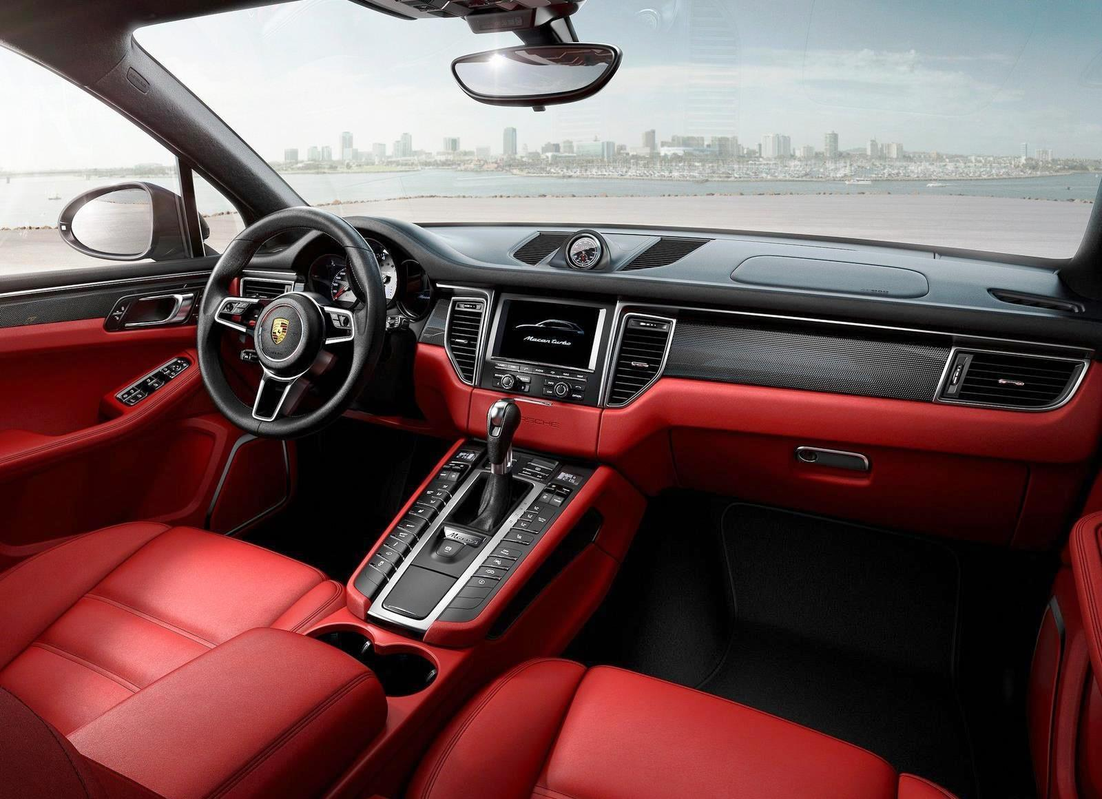 Good View Full Size. Porsche Macanu0027s Interior Features All The Characteristics  ...