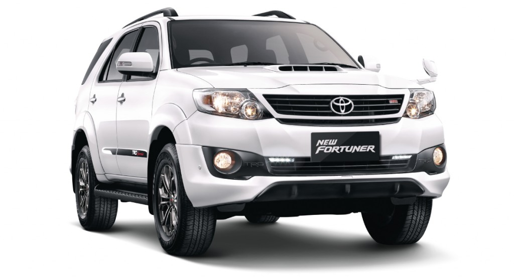 2014 Toyota Fortuner Showing 2014 Toyota Fortuner 3 Jpg