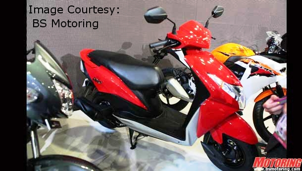 Honda Dio 110 Images, Wallpapers and Photos