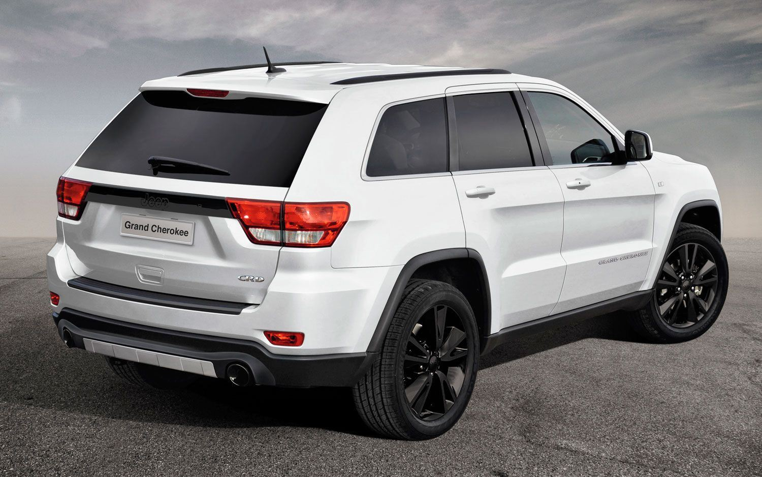 Jeep Grand Cherokee Sport Concept Showing 2012 Jeep